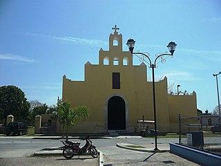 Municipal Seat in Yucatán, Mexico