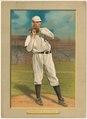 Chief Bender, Philadelphia Athletics, baseball card portrait LCCN2007685688.tif
