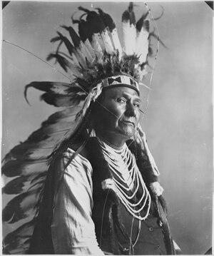 Chief Joseph, Nez Perce - NARA - 523606.tif