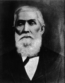 William P. Ross Cherokee leader