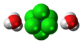 Chloroplatinic acid 3D spacefill.png