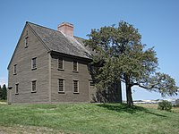 Choate House, Hog Island Essex MA c 1730