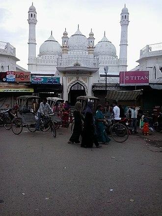 Gulab Bari - Image: Chowkmasjidfaizabad