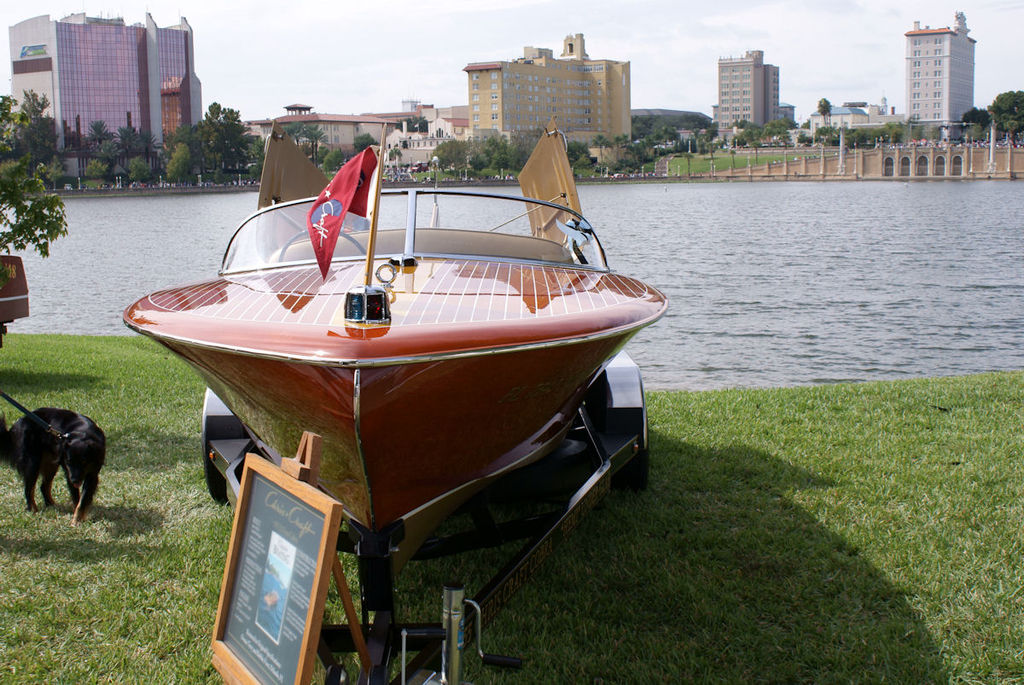 Chris Craft Cobra Replica