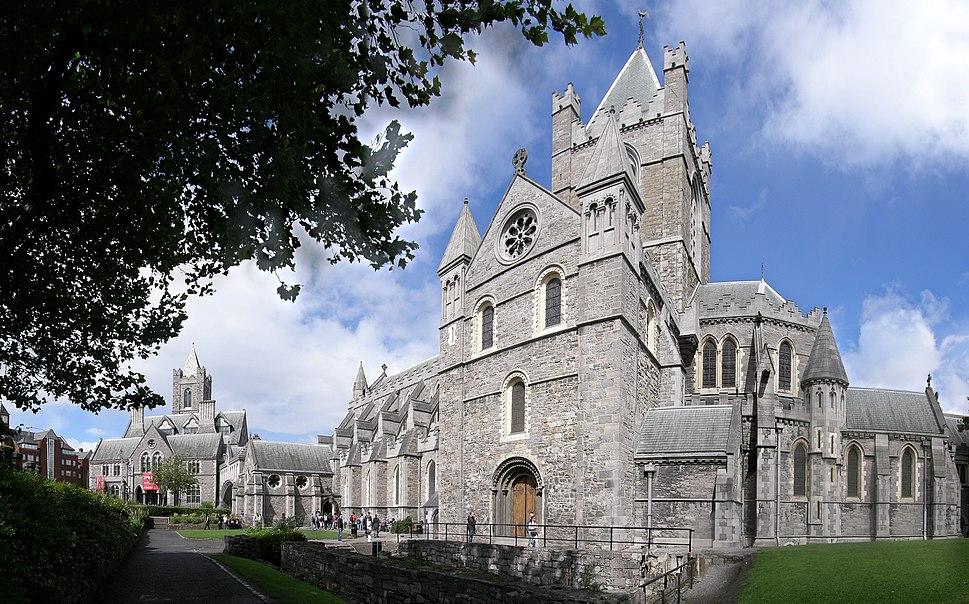 Christ Church Cathedral - Dublin, Ireland - August 10, 2008