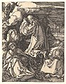 Christ on the Mount of Olives, from The Small Passion MET DP820444.jpg