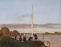 Christen Købke - View of Østerbro from Dosseringen.jpg