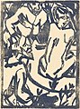 Christian Rohlfs, Susanna and the Elders, 1916-1917, NGA 123691.jpg