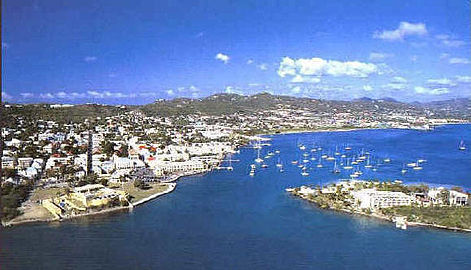 Christiansted City