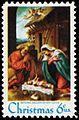 Christmas - Lotto Nativity 6c 1970 issue U.S. stamp.jpg