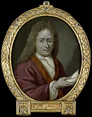 Portrait of Christoffel Pierson (1631-1714)