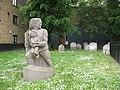 Christopher Jones statue, Rotherhithe - geograph.org.uk - 1316024.jpg