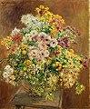 Chrysanthemums by Kuroda Seiki (Pola Museum of Art).jpg