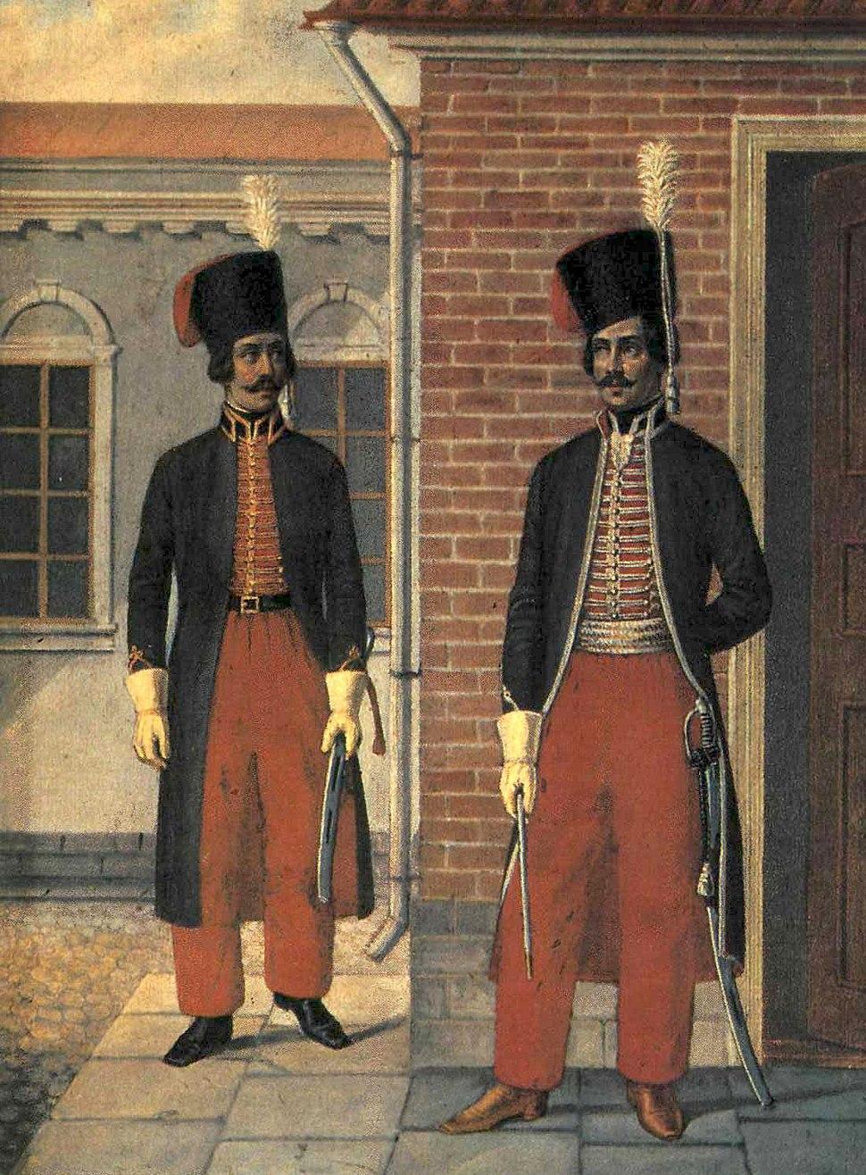 Chuguev cossack regiment