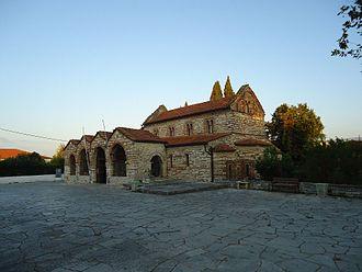 Arta, Greece - Byzantine church of St Theodora of Arta (11th century)