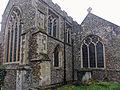 Church of St John, Finchingfield Essex England - Chancel and north chapel from northeast.jpg