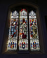 Church of St Mary Hatfield Broad Oak Essex England - south aisle stained glass window.jpg