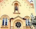 Church of St Stephen Župné námestie (Bratislava) Slovakia.JPG
