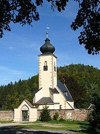 Church of the Transfiguration in Staniszów, Poland.jpg