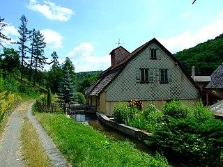 Chyňava Municipality and village in Czech Republic