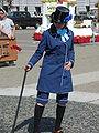 Ciel Phantomhive in blue suit cosplayer at 2010 NCCBF 2010-04-18 1.JPG