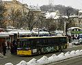 CityLAZ-13,5LF bus Lviv Torgova st., line 3A.jpg