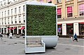 CityTree phytoremediation, Glasgow City Centre, Scotland. Installed by Glasgow City Council.jpg