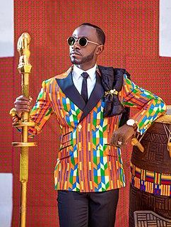 Okyeame Kwame Ghanaian rapper