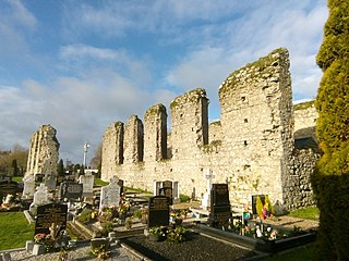 Clane Friary Friary in Clane, Ireland