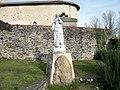 Clarac (Haute-Garonne) Statue de Sainte-Germaine.jpg