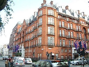 Claridge's - Claridge's in 2002