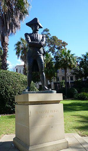 Marc Clark - Governor Bligh, Marc Clark