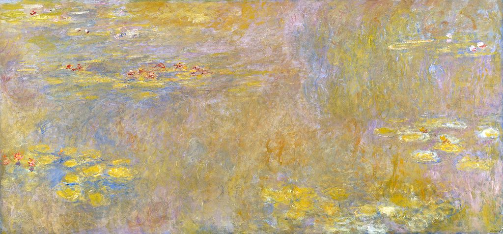 """Water-Lilies"" by Claude Monet"