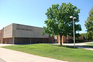 South Bend Community School Corporation - Clay High School South Bend.