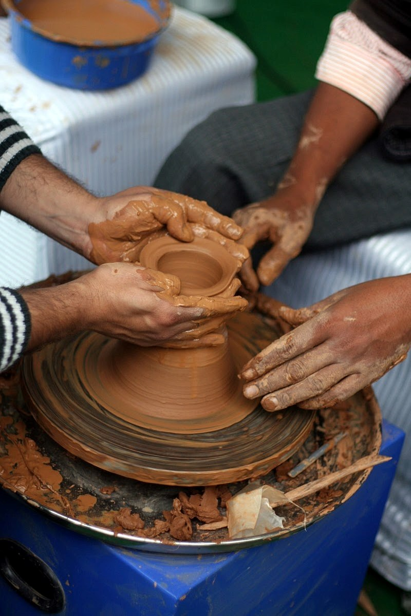 Art From Dirt, The Clay Way!