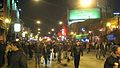 Clearing out from Wrigleyville, after the Illini pasted the 'Cats (5196922312).jpg