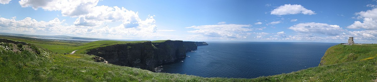 Irland Cliffs Of Moher Karte.Cliffs Of Moher Wikipedia