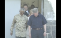Clintons tour Robben Island in 1998 L.png