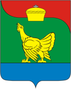 Chebarkulsky District - Image: Coat of Arms of Chebarkul rayon (Chelyabinsk oblast)