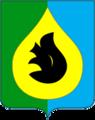 Coat of Arms of Fedorovsky (Khanty-Mansyisky AO).png