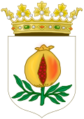 Coat of Arms of the Castilian Realm of Granada.svg