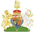 Coat of arms of Ernest, Prince of Saxe-Coburg and Gotha.png