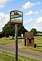 Cockernhoe Village Sign and Green - geograph.org.uk - 198954.jpg