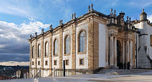University of Coimbra - The Joanine Library.