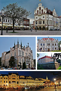 Collage of views of Rzeszów, Poland.jpg