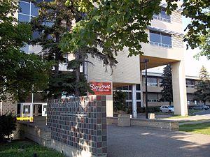 Collège Ahuntsic - Image: College Ahuntsic 1