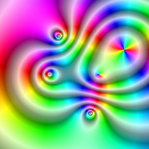 Color complex plot2