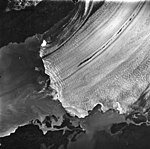 Columbia Glacier, Calving Terminus, August 27, 1963 (GLACIERS 1038).jpg