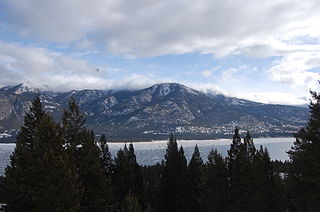 Columbia Lake lake in British Columbia, Canada