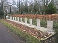 Commonwealth war graves - The Netherlands - Oldenzaal Protestant cemetery.jpg